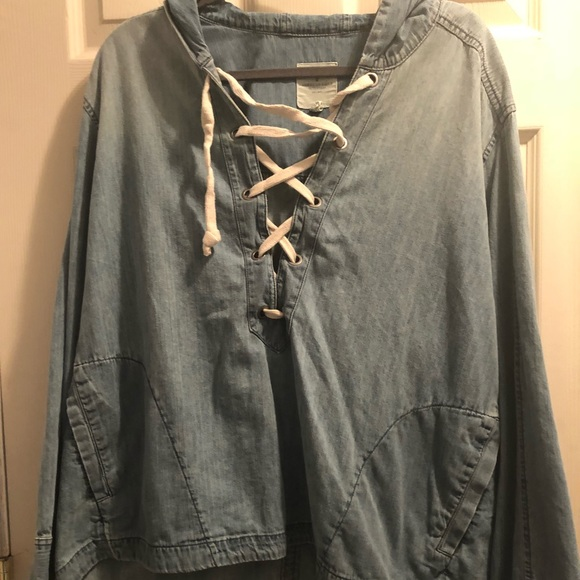American Eagle Outfitters Jackets & Blazers - American Eagle Outfitters Pullover